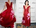 Camilla Belle In Carolina Herrera - 12th Annual Los Angeles Ballet Gala