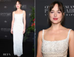 Dakota Johnson In Prada - 'Fifty Shades Freed' Paris Premiere