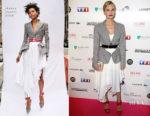 Diane Kruger In Monse - 25th Trophees du Film Francais Ceremony