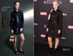 Dove Cameron In Longchamp - 100th Episode Celebration Of ABC's 'Marvel's Agents Of S.H.I.E.L.D.'
