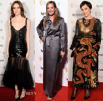 EE British Academy Film Awards Nominees Party Red Carpet Roundup