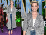 Elizabeth Banks In Nasty Gal  - 'Black Panther' World Premiere