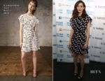 Emmy Rossum In Giambattista Valli - 2018 Williamstown Theatre Festival Gala