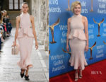 Greta Gerwig In Proenza Schouler - 2018 Writers Guild Awards LA Ceremony