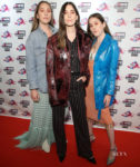 Haim In Acne Studios - NME Awards