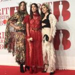 Haim In Rodarte - The BRIT Awards 2018