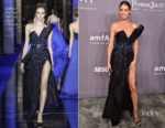 Heidi Klum In Zuhair Murad Couture - 2018 amfAR Gala New York