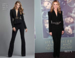 Holly Hunter In Zuhair Murad - HBO's 'Here And Now' LA Premiere