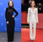 Isabelle Huppert In Roberto Cavalli - 'Eva' Berlinale International Film Festival Photocall & Premiere
