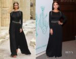Jhene Aiko In Chanel - 2 Fish Poetry Book Signing at Barnes and Noble