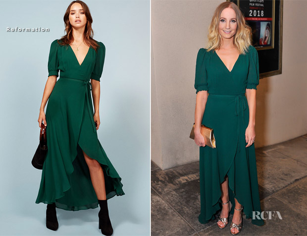 Joanne Froggatt In Reformation -  'A Crooked Somebody' LA Screening