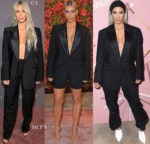 Kim Kardashian Loves...Black Blazers