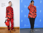 M.I.A. In Roberto Cavalli - 'Matangi/Maya/M.I.A.' Berlinale International Film Festival Press Conference