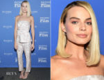 Margot Robbie In Prada - Santa Barbara International Film Festival