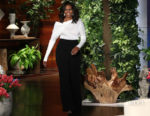 Michelle Obama In Tom Ford - The Ellen DeGeneres Show