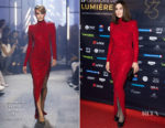 Monica Bellucci In Alexandre Vauthier Couture - 23rd Lumieres Awards Ceremony
