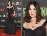 Monica Bellucci In Dolce & Gabbana - 'On The Milky Road' LA Premiere