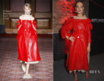 Natalia Vodianova In Simone Rocha - Naked Heart Foundation's Fabulous Fund Fair