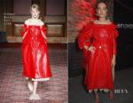 Natalia Vodianova In Simone Rocha - Naked Heart Foundation's Fabulous Fund Fair