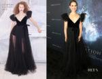 Natalie Portman In Valentino -  'Annihilation' LA Premiere