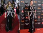 Nieves Alvarez In Dolce & Gabbana - 2018 Goya Awards