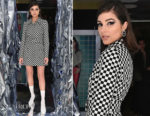 Olivia Culpo Hosts Nine West Throwback 40th Anniversary Celebration In Moschino
