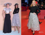 Patricia Clarkson In Christian Siriano - 'Isle of Dogs' Berlinale International Film Festival Premiere & Opening Ceremony