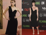 Paz Vega In Dolores Promesas - 'On The Milky Road' LA Premiere