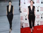 Rachel Brosnahan In Saint Laurent - 70th Annual Writers Guild Awards New York