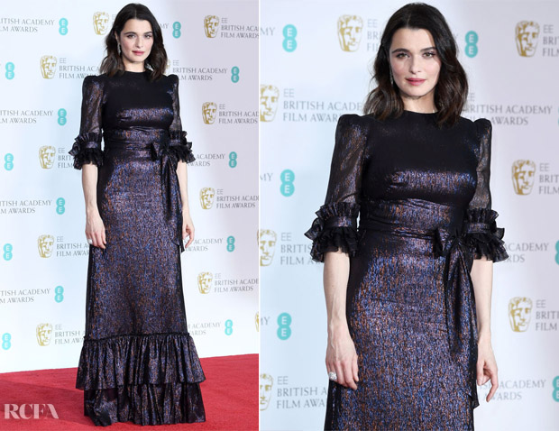 Rachel Weisz In The Vampire's Wife - 2018 BAFTAs