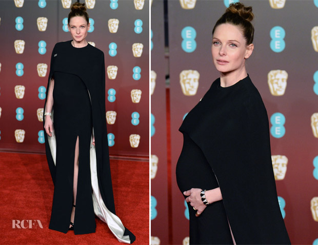 Rebecca Ferguson In Stella McCartney - 2018 BAFTAs
