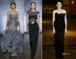 Rooney Mara In Givenchy Couture - 'Mary Magdalene' London Screening