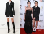 Roselyn Sanchez In Maria Lucia Hohan & Paula Patton In Helmut Lang - 9th Annual AAFCA Awards