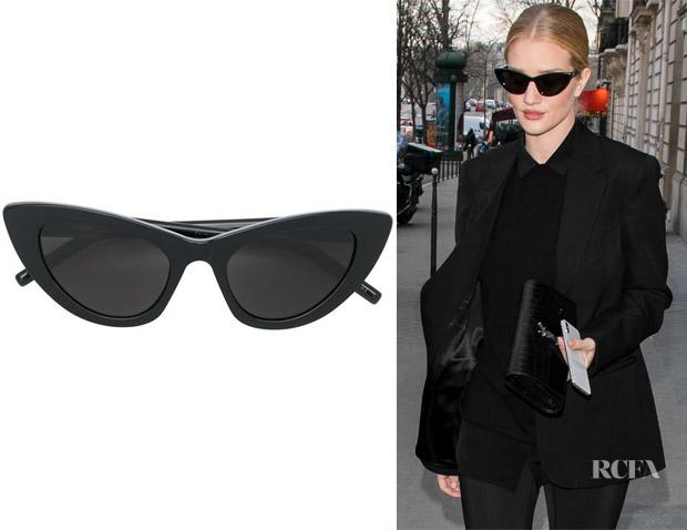 New Wave 213 Lily sunglasses Saint Laurent gaBayjoGX