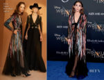 Rowan Blanchard In Elie Saab - 'A Wrinkle In Time' LA Premiere