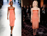 Saoirse Ronan In Cushnie et Ochs - 90th Annual Academy Awards Nominee Luncheon