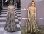 Sienna Miller In Christian Dior Couture - 2018 amfAR Gala New York