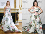Sofia Carson In Monique Lhuillier - 12th Annual Los Angeles Ballet Gala