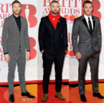The BRIT Awards 2018 Menswear Red Carpet Roundup