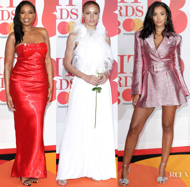 The BRIT Awards 2018 Red Carpet Roundup
