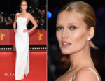 Toni Garrn In BOSS - 'Isle of Dogs' Berlinale International Film Festival Premiere & Opening Ceremony
