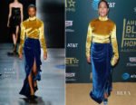 Tracee Ellis Ross In Prabal Gurung - 2018 American Black Film Festival Honors Awards