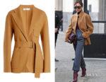 Victoria Beckham's Victoria Beckham Wool & Cashmere Jacket