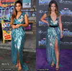 Who Wore Elisabetta Franchi Better? Regina Hall or Chloe Bennett?