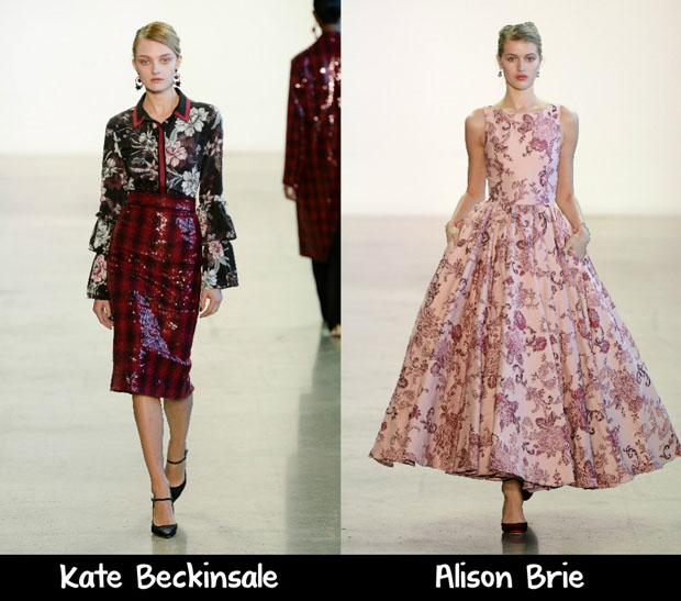 Badgley Mischka Fall 2018 Wish List