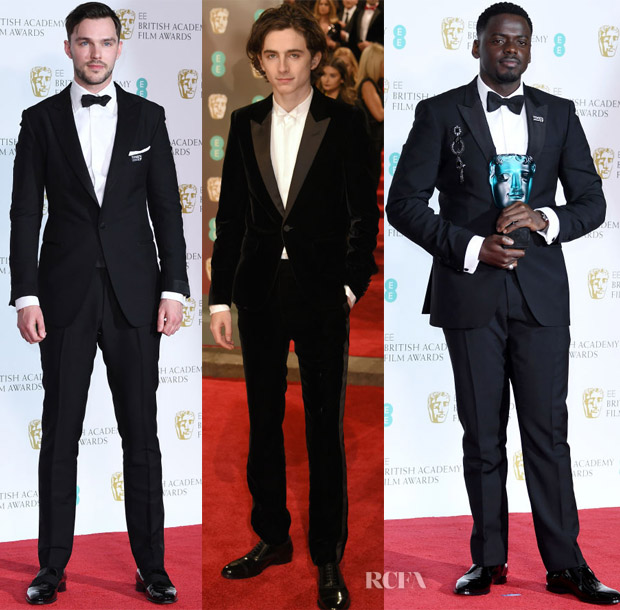 2018 BAFTAs Menswear Red Carpet Roundup