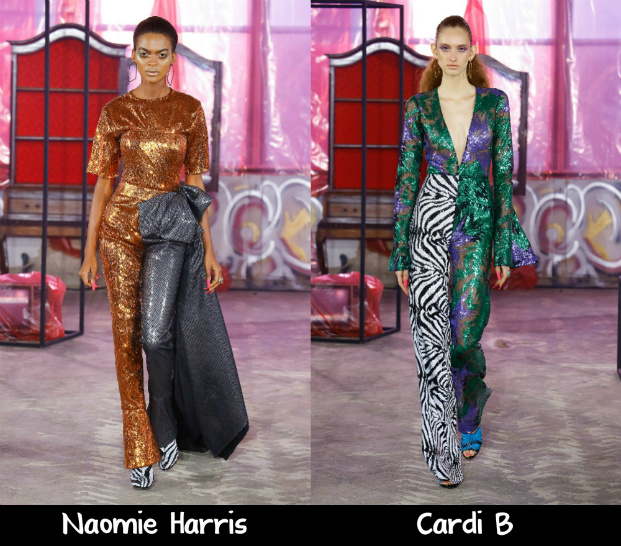 Halpern Fall 2018 Red Carpet Wish List