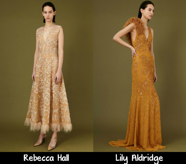 J. Mendel Fall 2018 Red Carpet Wish List