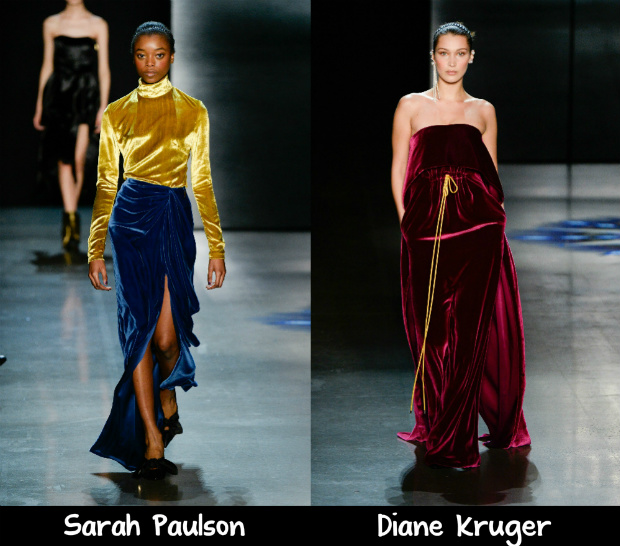 Prabal Gurung Fall 2018 Red Carpet Wish List