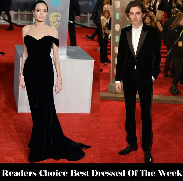 Angelina Jolie - Red Carpet Fashion Awards